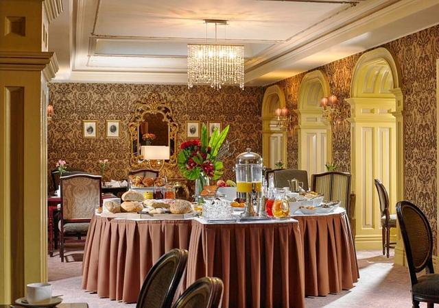 Buswells Hotel | Dublin | Dine in Dublin