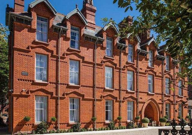 The Wilder Townhouse | Dublin | The Tale of the Two Cities