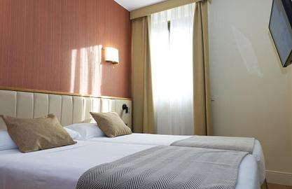 HOTEL LOS CONDES | MADRID | MOBILE SPECIAL OFFER