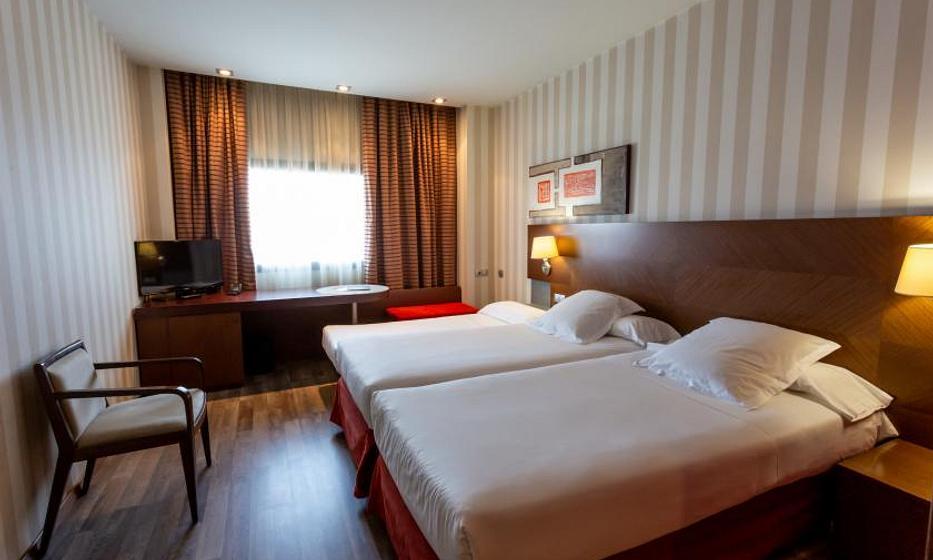 Hotel las Artes | Pinto/Madrid | Habitación Triple