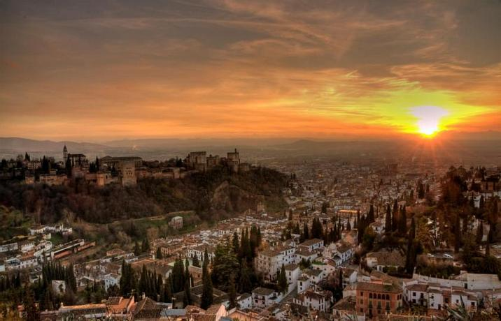 Hotel Alhambra Palace | Granada | Alhambra Package