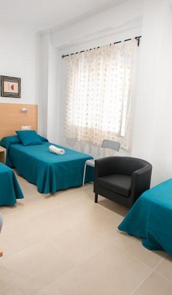 Hostal Mitre | Paterna | Habitación Triple