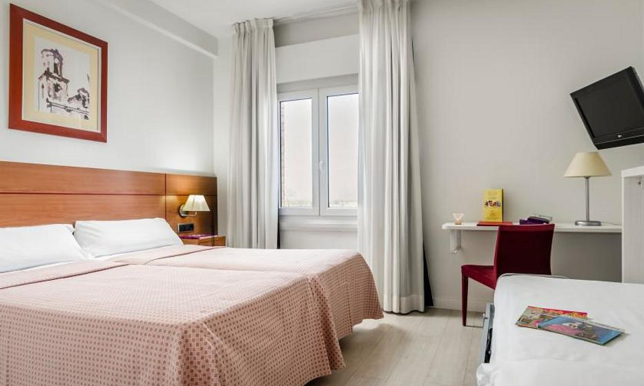 Hotel Palacios Rioja | La Rioja | STANDARD 3 ROOM