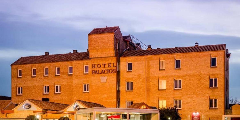 Hotel Palacios Rioja | La Rioja | ESCAPADA ROMÁNTICA