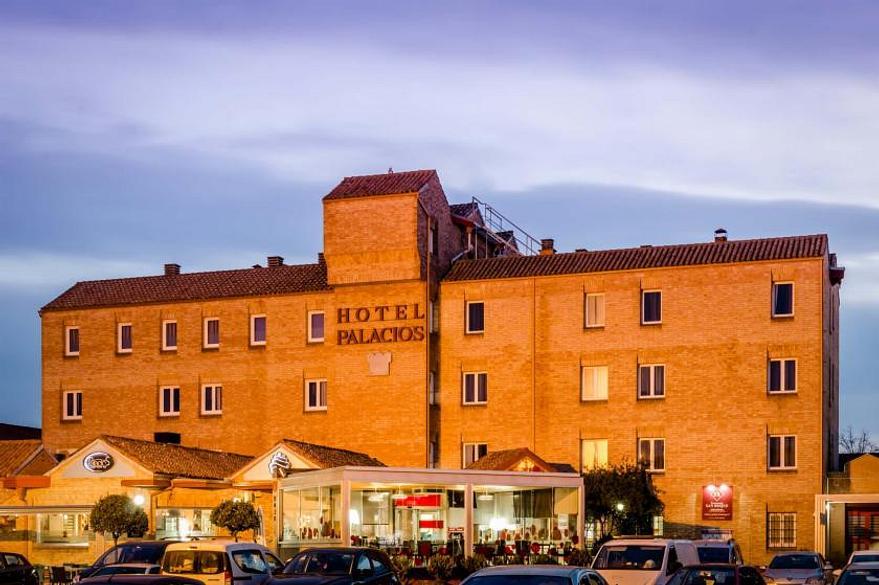 Hotel Palacios Rioja | La Rioja | ROMANTIC GETAWAY