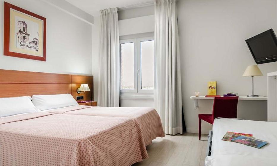 Hotel Palacios Rioja | La Rioja | FAMILY ROOM