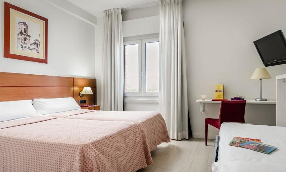 Hotel Palacios Rioja | La Rioja | TRIPLE ROOM