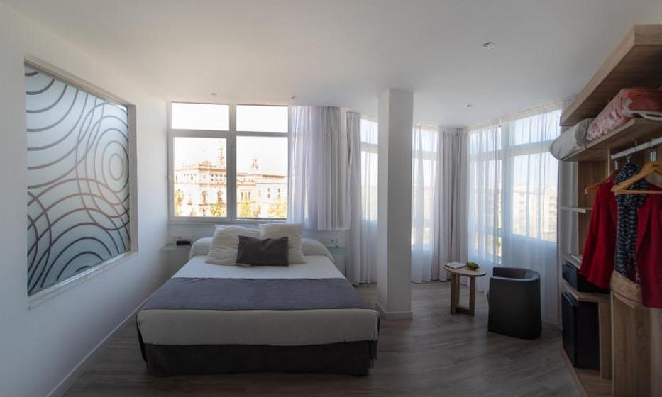 Hotel Pasarela | Sevilla | Premium Plus Room