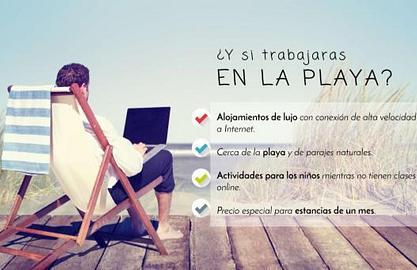 The Residences Islantilla Apartments | Islantilla, Huelva | Teletrabaja desde The Residences Islantilla