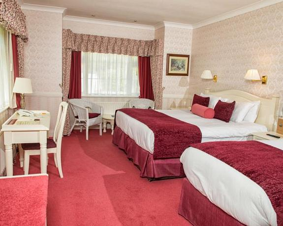 Killeen House Hotel | Aghadoe , Lakes of Killarney, Co Kerry | 1 Night Special