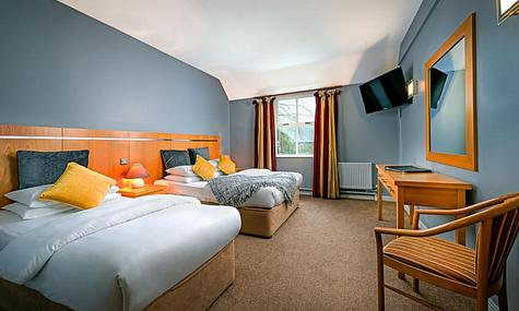 Queens Hotel Ennis | Ennis | Twin Rooms