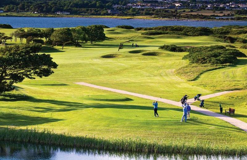 The Forster Court Hotel | Galway | Golf Package Midweek Breaks