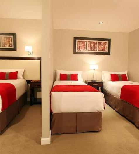 Alto Andino Hotel | Ushuaia | Quadruple Room