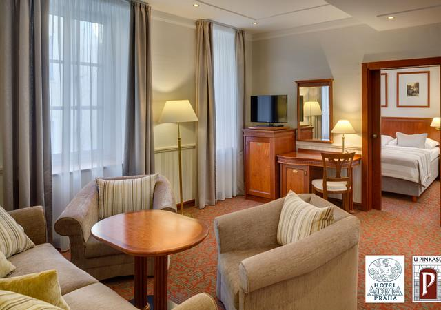 Adria Hotel Prague | Prague | PACKAGE FOR PARENTS WITH CHILDREN IN PRAGUE