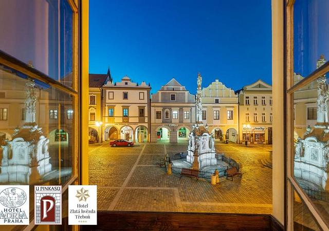 Adria Hotel Prague | Prague | PRAGUE AND TREBON PACKAGE