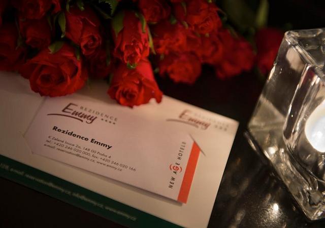 Hotel Rezidence Emmy | Prague 4 - Kunratice | Advance purchase rate