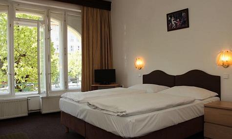 Hotel Meran | Prague 1 | Double or Twin Room