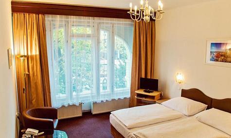 Hotel Meran | Prague 1 | Triple Room
