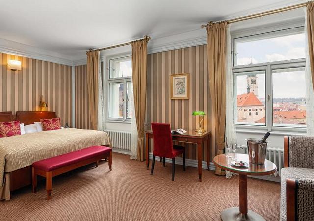 Hotel Paris Prague | Prague 1 | Séjournez 3 nuits et économisez 15% - Annulation gratuite