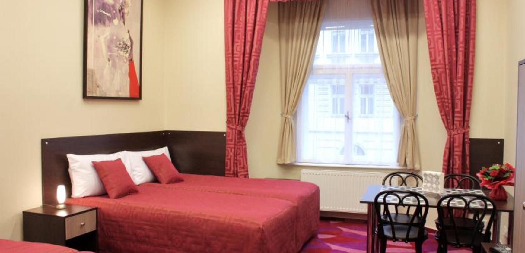 Apartment für 5 Personen
