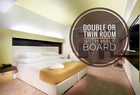 Grandior Hotel Prague | Prague | DOUBLE OR TWIN ROOM WITH HALF BOARD