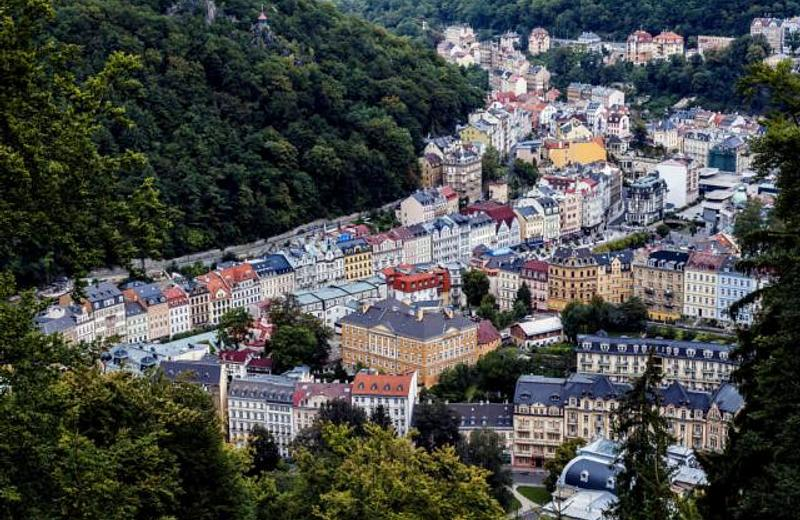 Grandhotel Ambassador Národní Dům | Karlovy Vary 1 | Stadtführung, Museums Becher und Moser