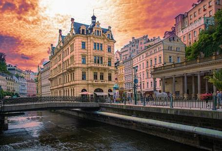 Grandhotel Ambassador Národní Dům | Karlovy Vary 1 | Romantikpaket