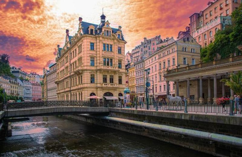 Grandhotel Ambassador Národní Dům | Karlovy Vary 1 | Grand romantic