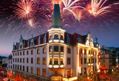 Grandhotel Ambassador Národní Dům | Karlovy Vary 1 | New Year's Eve stay for 3 nights