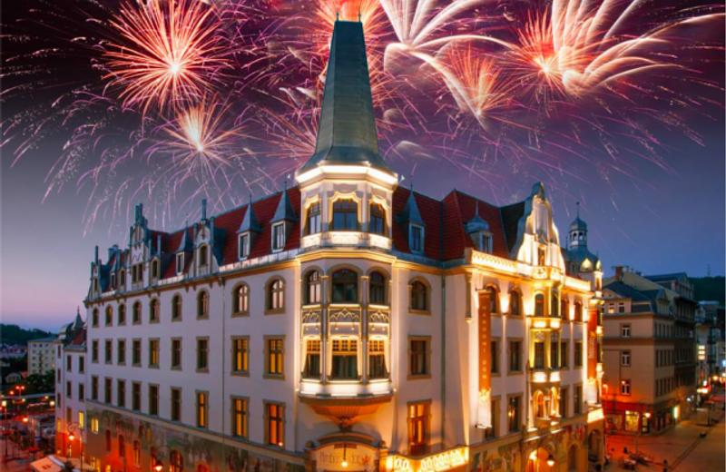 Grandhotel Ambassador Národní Dům | Karlovy Vary 1 | Silvester Wellness Aufenthalt 3 Nächte