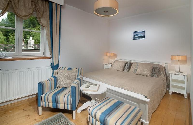 Jednolůžkový pokoj Classic – Pilaar