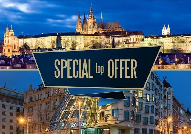 Dancing House Hotel | Prague 2 | Zaplaťte NYNÍ a ušetřete až 25%