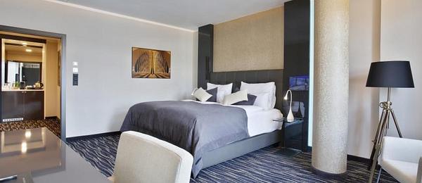 Doppelbettzimmer Deluxe für 1 Person