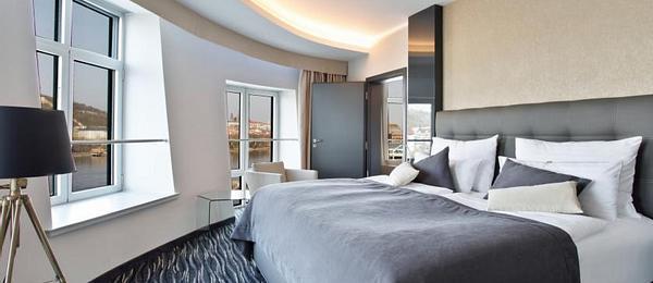 Doppelbettzimmer Deluxe für 2 Personen
