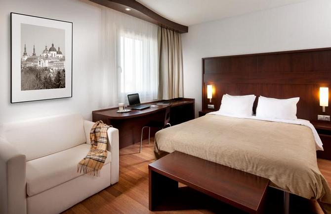 Deluxe Room with One Double Bed