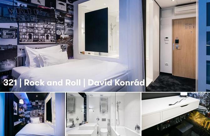 321 – Rock'n'Roll by David Konrad