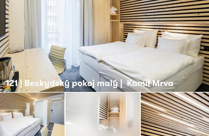 121 – SMALL BESKYD ROOM by Kamil Mrva