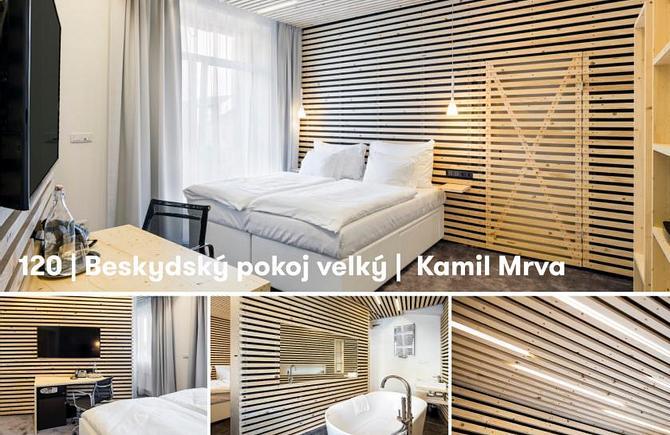 120 – LARGE BESKYD ROOM by Kamil Mrva