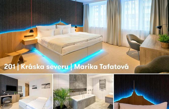 201 – Kráska severu – Marika Tafatová