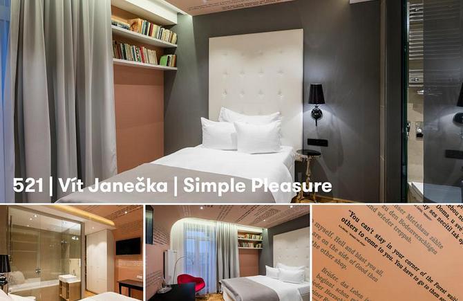 521 – Simple Pleasure – Vít Janečka