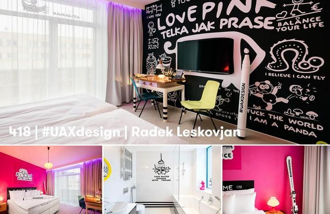 418 – #UAXdesign by Radek Leskovjan