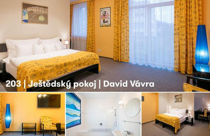 203 – Ještědský pokoj – David Vávra