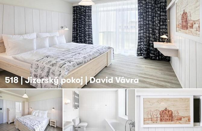 518 – Jizerský pokoj – David Vávra