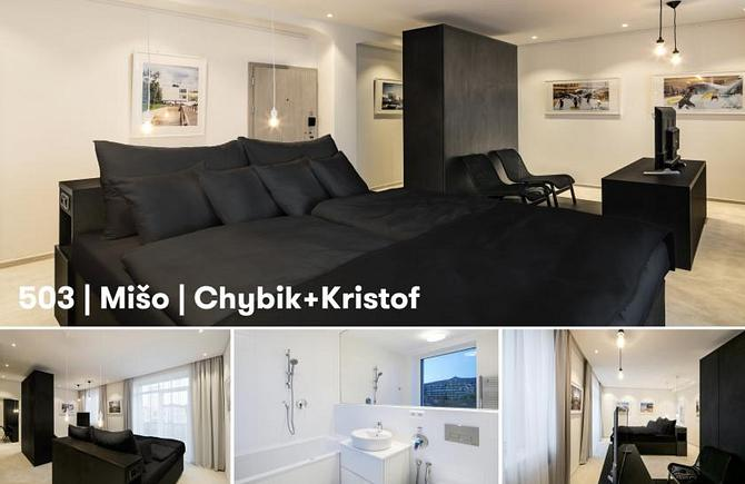 503 - Mišo – Chybik&Kristof Architects and Urban Designers
