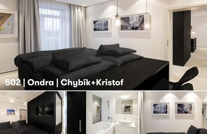 502 – Ondra by Chybik&Kristof Architects and Urban Designers