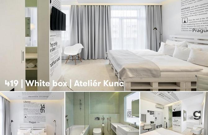 419 – White box – Ateliér Kunc