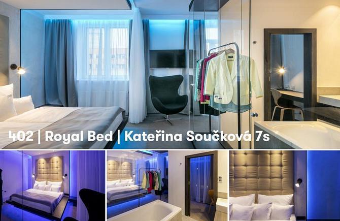 402 – Royal Bed by Katerina Souckova