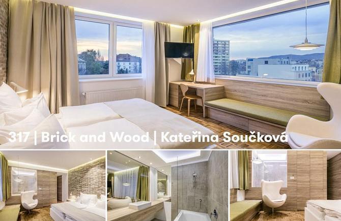 317 – Brick&Wood by Katerina Souckova