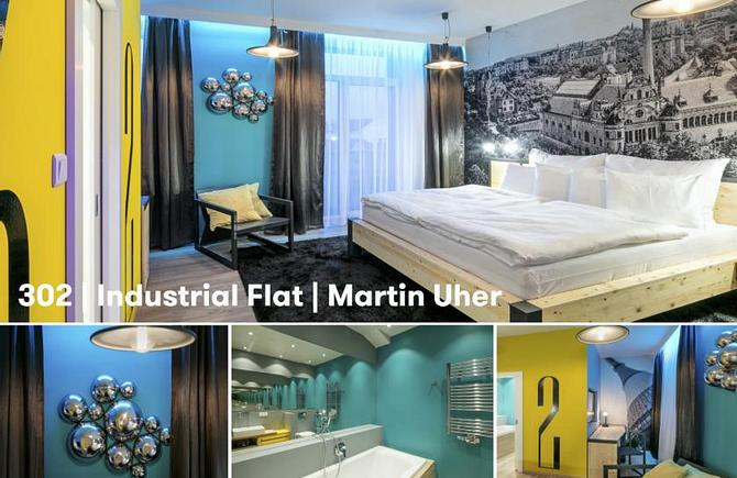 302 – Industrial Flat – Martin Uher