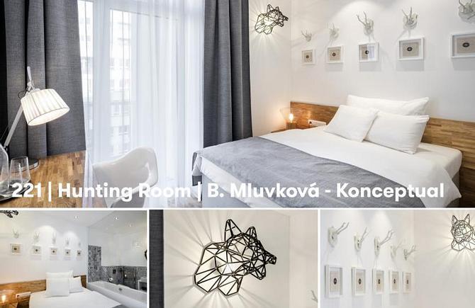 221 – Hunting Room by Barbora Mluvkova
